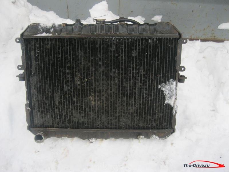 Toyota Avensis - Замена радиатора охлаждения своими руками