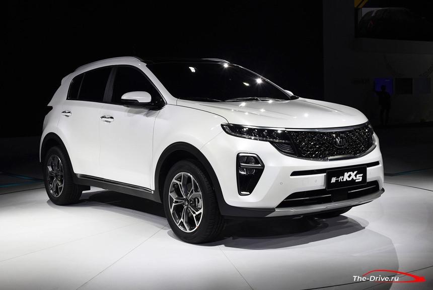 Kia Sportage 2021 года. Когда появиться в России новый кузов?