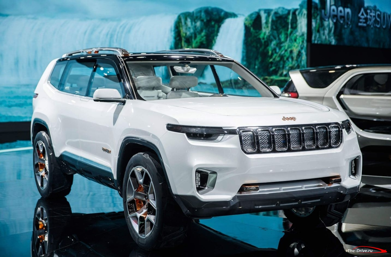 Jeep Grand Cherokee 2021 года. Дата выхода в России нового кузова