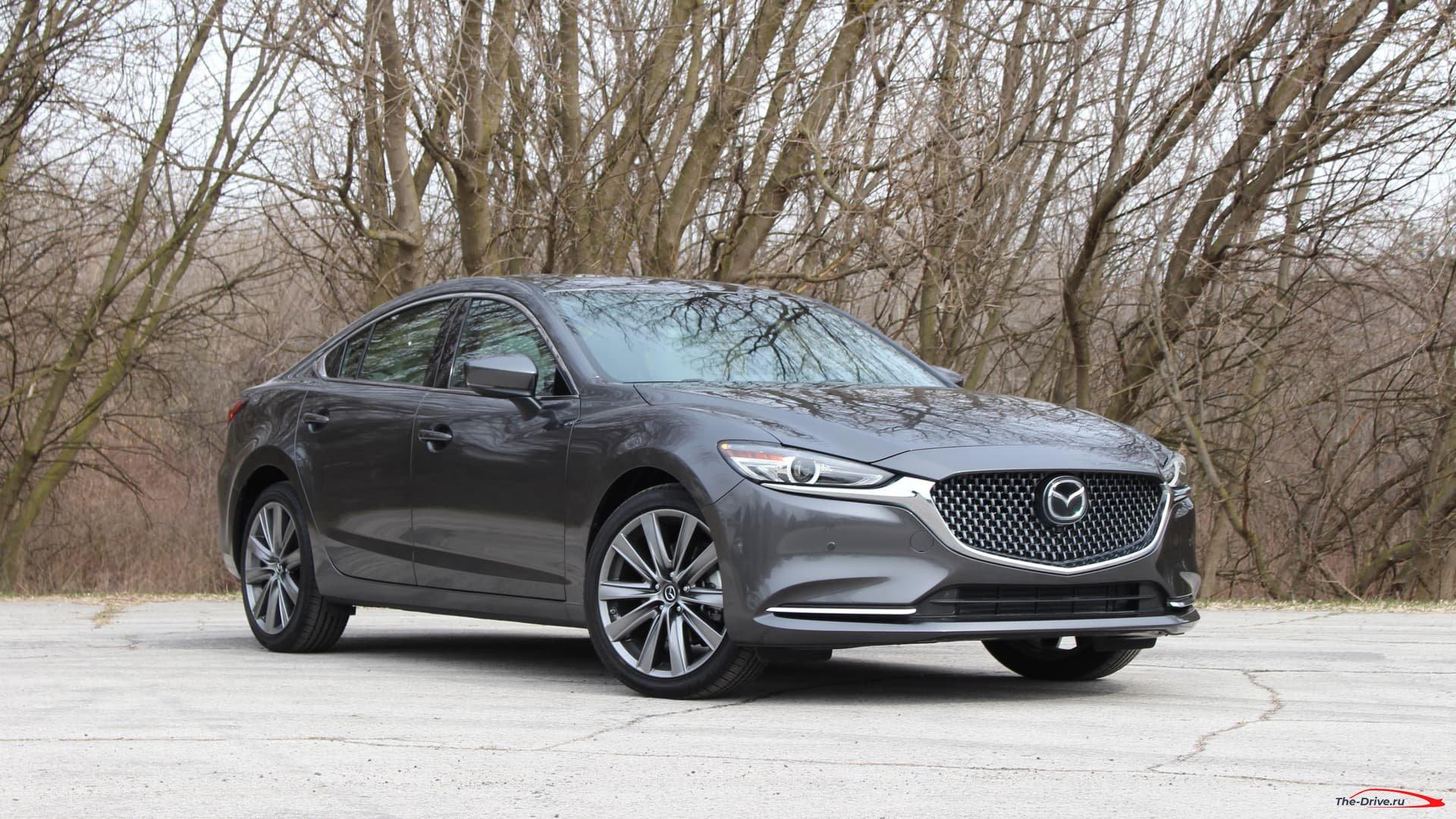 Mazda 6 2021 года получит небольшое повышение цен и ...